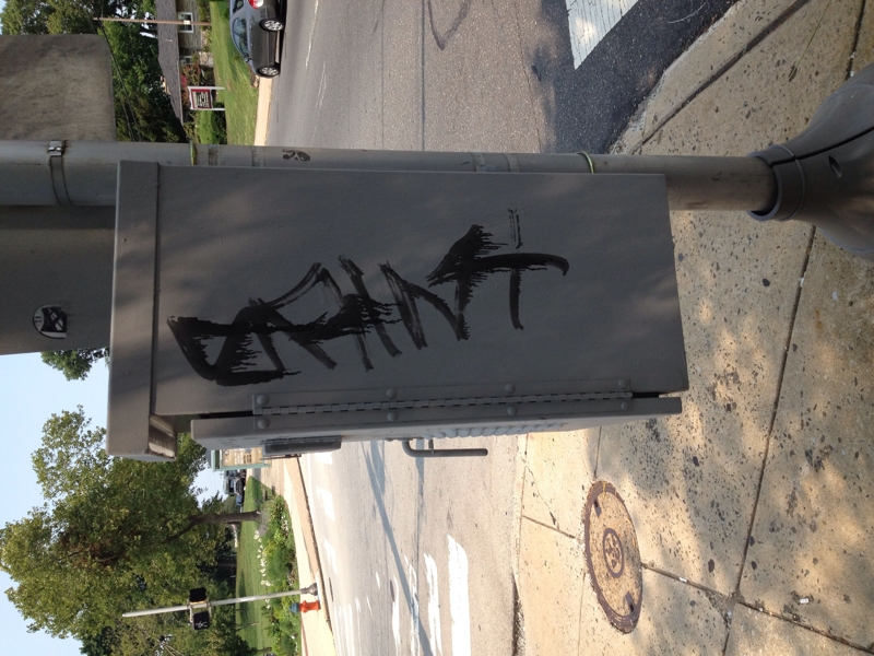 Graffiti Removal in Philadelphia