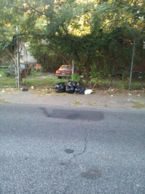 Illegal Dumping in Philadelphia